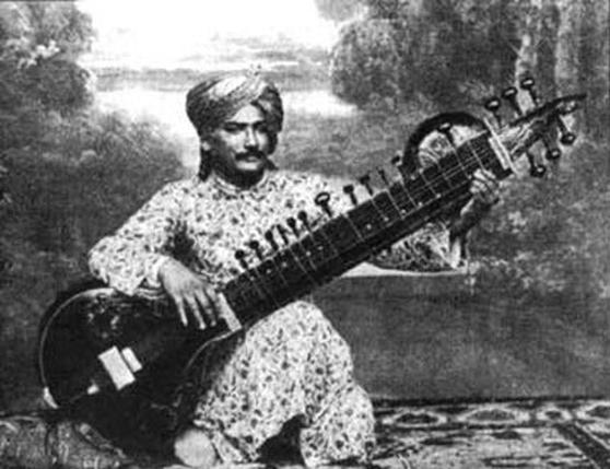 Sitar, Surbahar and Tanpura - Toss Levy